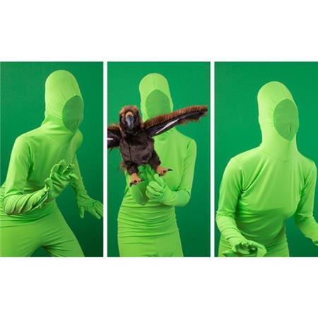 پوشیدن لباس کروماکی