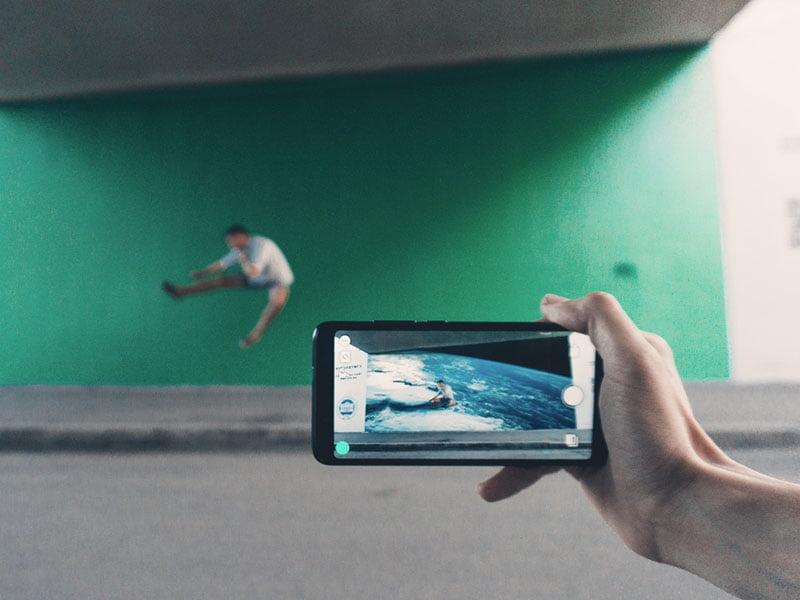 نحوهی ادیت کروماکی در موبایل با نرم افزار