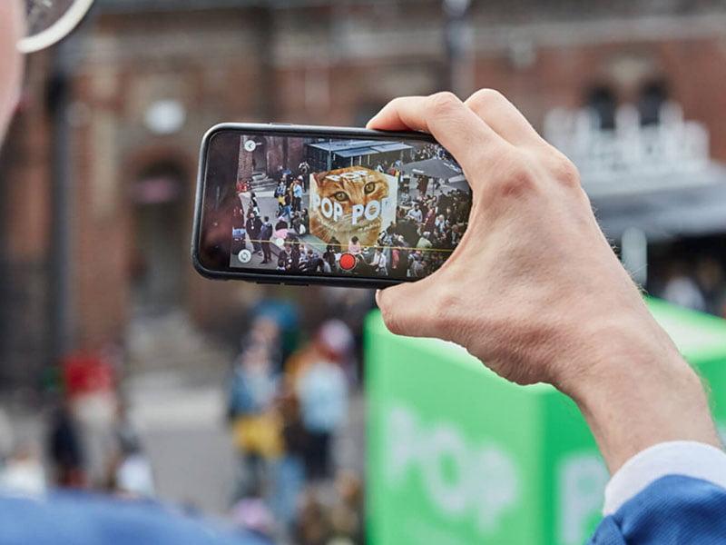 نحوهی ادیت کروماکی در موبایل