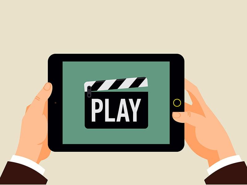 تولید محتوای ویدیویی با پیامی روشن