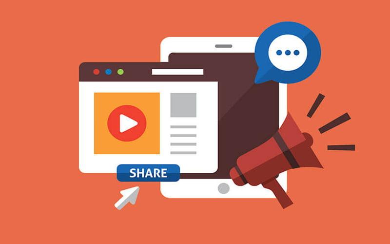 نوزیع و انتشار در نحوه ساخت ویدیو آموزشی