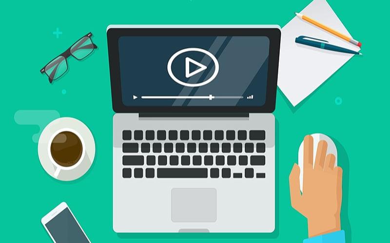 حضور فعال در تولید ویدیو آموزشی