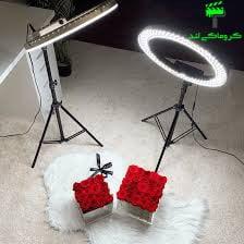 استفاده از رینگ لایت در صنعت عکاسی