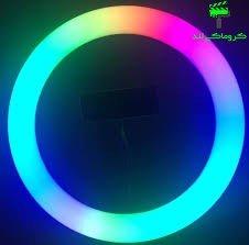 رینگ لایت رنگی
