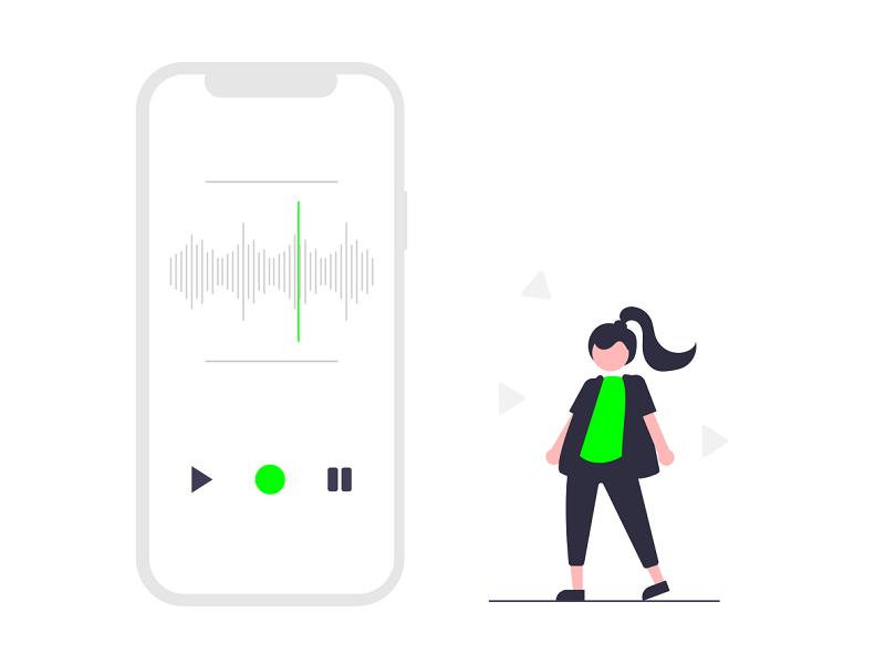 ضبط صدا در ادیت ویدیو