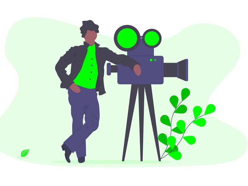 ضبط ویدیو