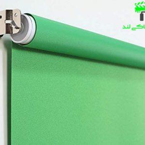 پرده سبز در بریل کروماکی تک محوره